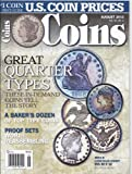 img - for Coins Magazine (August 2013) book / textbook / text book