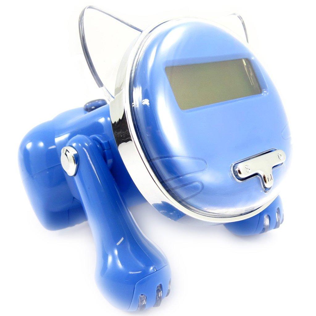 Apropos wecker 'Robot Chat'blau (chinesisch). kaufen