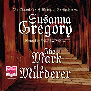 The Mark of a Murderer Audiobook