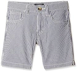 Gant Boys' Shorts (GBHHF0004_Indigo Blue_12 - 13 years)