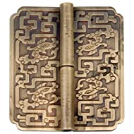 Four Dragons Hinges 4.76'' - Set of 2
