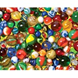 White Mountain Puzzles Lose Your Marbles - 1000 Piece Jigsaw Puzzle