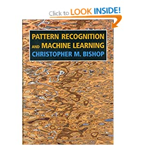 pattern recognition and machine learning information science and statistics