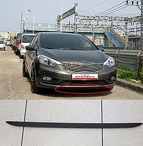 Deflector Lip Assy for Kia Forte Cerato K3 2014 2015+: Automotive