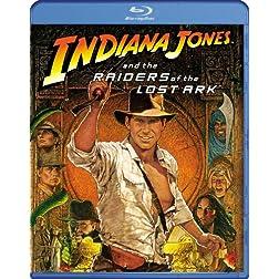 Indiana Jones & Raiders of the Lost Ark [Blu-ray]