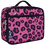 Wildkin Leopard Lunch Box, Pink