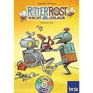 Ritter Rost, Band 5: Ritter Rost macht Urlaub