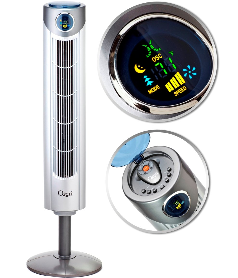 Ozeri OZF1 Ultra: An Adjustable Oscillating Tower