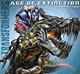 Transformers: Age of Extinction 2015 Calendar: 19 Month Calendar