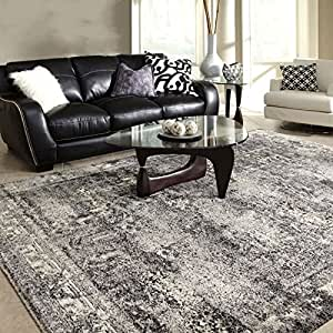 Ustide Abstract Living Room Turkey Carpet