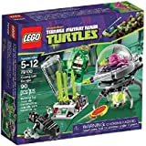 Lego Teenage Mutant Ninja Turtles - 79100 - Jeu de Construction - L' évasion du Laboratoire de Kraang