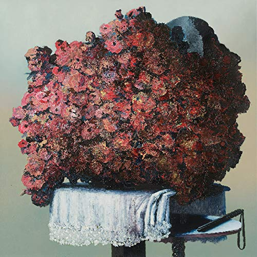 CD : CARETAKER - Everywhere At The End Of Time: Stages 4-6 (4 Discos)
