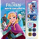 Disney Frozen Movie Theater: Storybook & Movie Projector