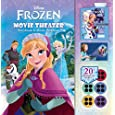 Disney Frozen Movie Theater Storybook & Movie Projector