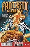 アメコミリーフ『ファンタスティック・フォー (The Fantastic Four)』#1