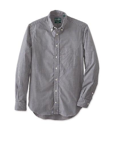 Gitman Vintage Men's Gingham Button Down Shirt