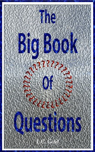 The Big Book Of Questions (Big Books Of Questions 1)