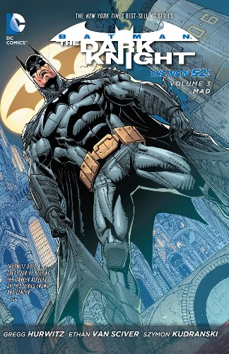 Batman - The Dark Knight Vol. 3: Mad (The 52) at Gotham City Store