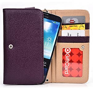Kroo Metro Cover Universal fit for ZTE Iconic Phablet from Kroo