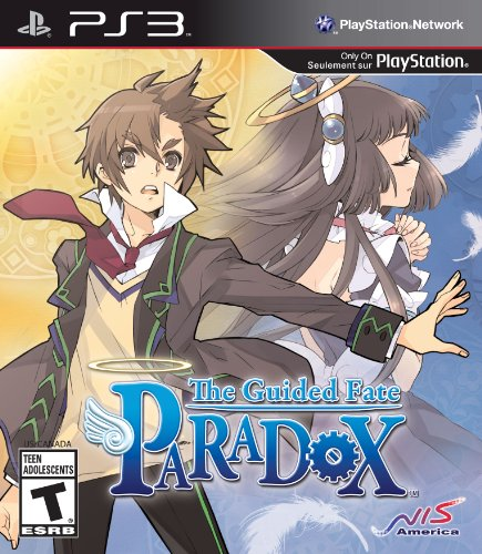 The Guided Fate Paradox - Playstation 3 front-263528