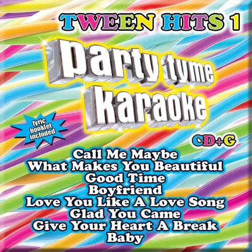Party-Tyme-Karaoke-Tween-Hits-1-88-song-CDG