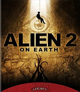 Alien 2 on Earth [Blu-ray]