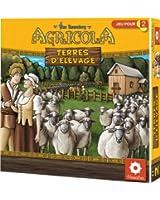 Asmodee - AGRI03 - Jeu de stratégie - Agricola - Terres d'élevage