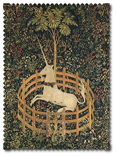 Artifact Puzzles - Unicorn in Captivity Wooden Jigsaw Puzzle