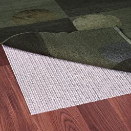 Rug Stop Natural Rubber Non-Slip Indoor Rug Pad, Size: 8\' x 11\' Rug Pad