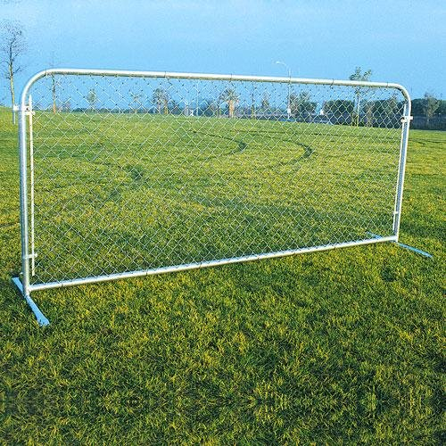Portable Chainlink Fence Panels front-139710