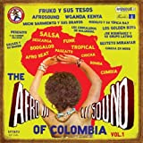 echange, troc Compilation - Afrosound Of Colombia
