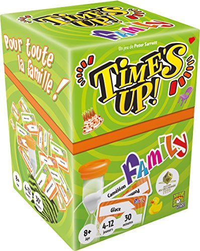 Asmodee - TUF1N - Jeu d'Ambiance - Time's Up! Family 1