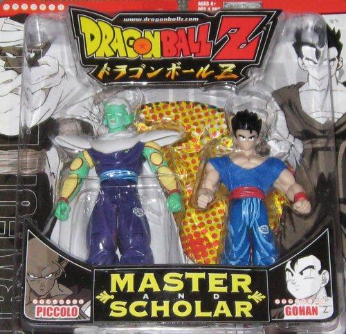 Buy Low Price Jakks Pacific DragonBall Z Action Figure: Piccolo vs. Gohan 2 Pack (B003T9B6L6)