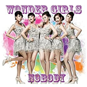 "Wonder Girls - ""Nobody"" (Single)"