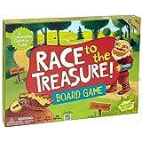 Peaceable Kingdom / Race to the Treasure! Award Winning Cooperative Board Game