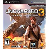 Uncharted 3: Drake's Deception - PlayStation 3 Standard Editionby Sony Computer...