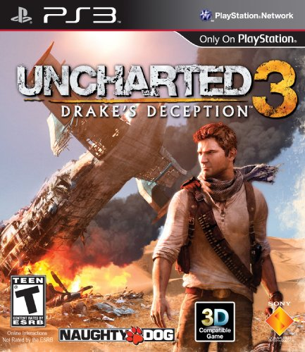 Uncharted 3: Drake's Deception on Playstation 3