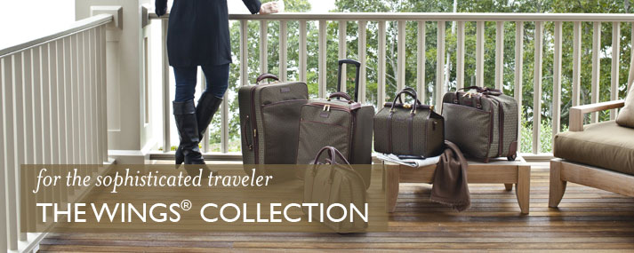 for the sophisticated traveler - The Wings Collection