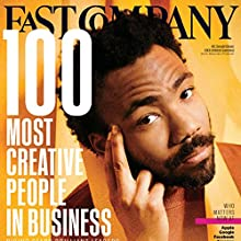 Audible Fast Company, June 2017 Periodical by Fast Company Narrated by Ken Borgers
