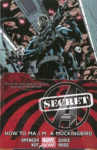 Secret Avengers 03 How To Maim Mockingbird