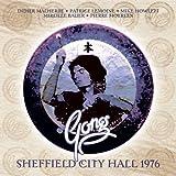 Live in Sheffield