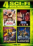 Sci-Fi Movie Marathon (America 3000/Arena/Eliminators/The Time Guardian)