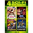 SciFi Movie Marathon (America 3000, Arena, Eliminators & The Time Guardians)
