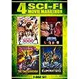 Sci-Fi Movie Marathon (America 3000/Arena/Eliminators/The Time Guardian)