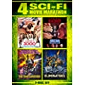 Sci-Fi Movie Marathon [DVD] [Region 1] [US Import] [NTSC]