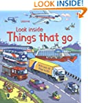 Look Inside Things That Go (Usborne L...