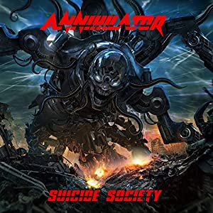 Suicide Society (Deluxe Edition 2LP)