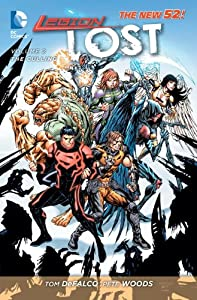 Legion Lost Vol. 2: The Culling (The New 52) by