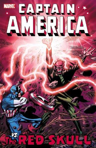 Captain America Vs. The Red Skull front-586319