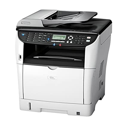 RICOH SP 3510SF Monochrome Multifunction Laser Printer (Black/White)
